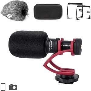 Mini Shotgun Video Microphone