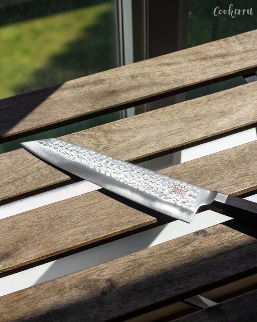 KOTAI Kiritsuke Chef Knife
