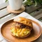 Fairfax Breakfast Sandwich (Eggslut Copycat)