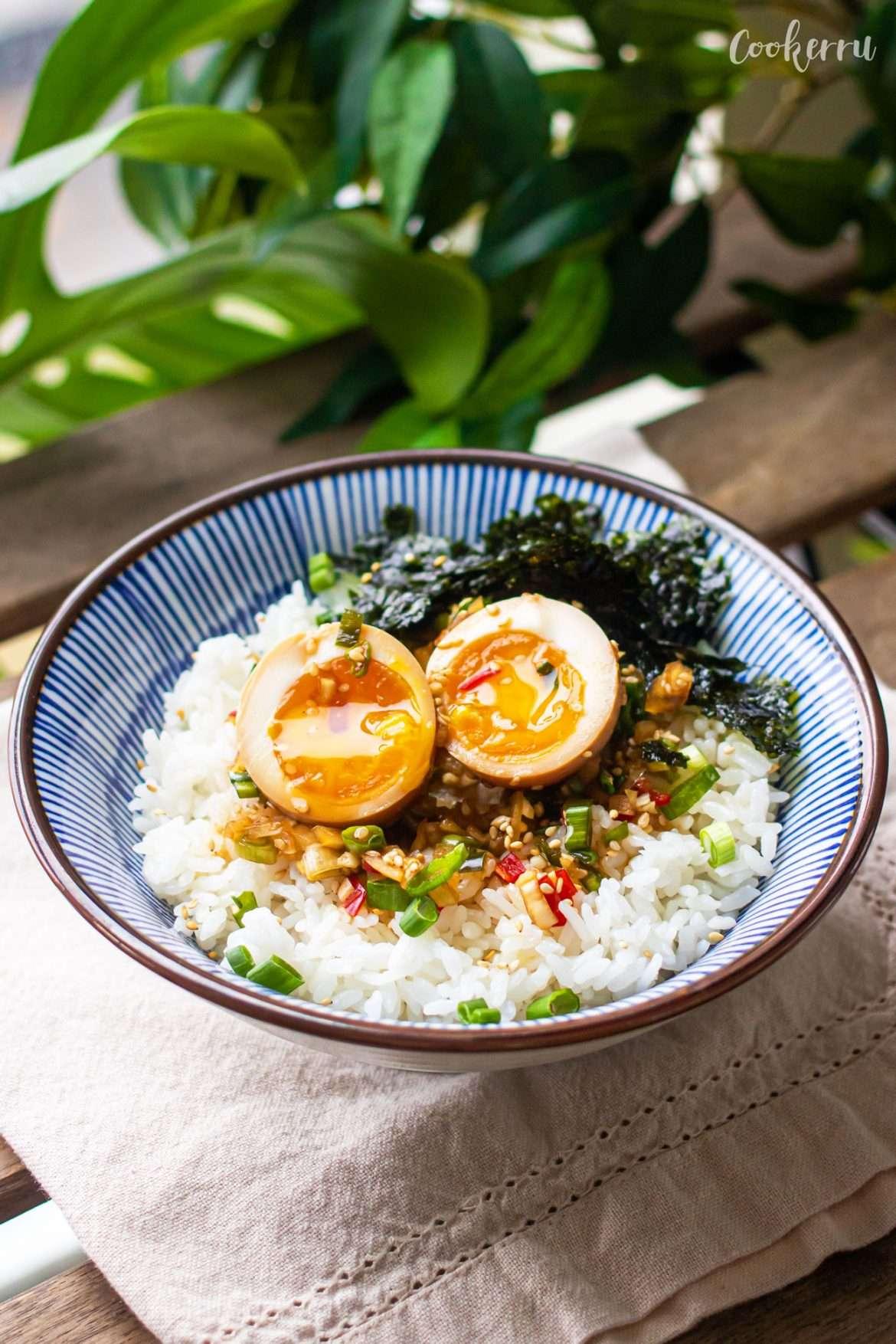Mayak Eggs (Korean Marinated Eggs)