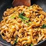 15-Minute Pad See Ew (Thai Stir-Fried Noodles)