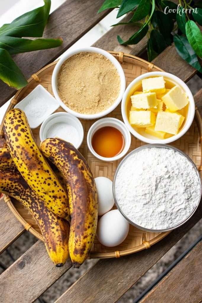 Ultra Moist Banana Bread