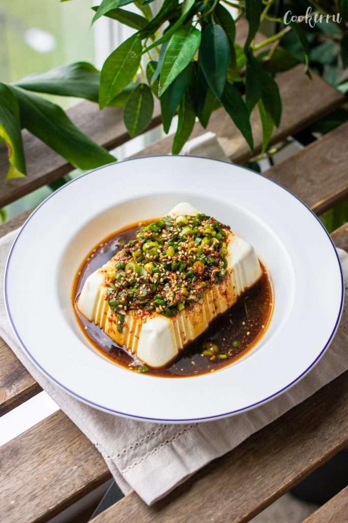 5-Minute Korean Silken Tofu