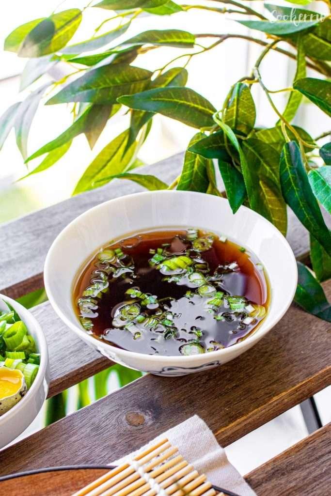 Dipping Sauce for Cold Soba Noodles (Zaru Soba)