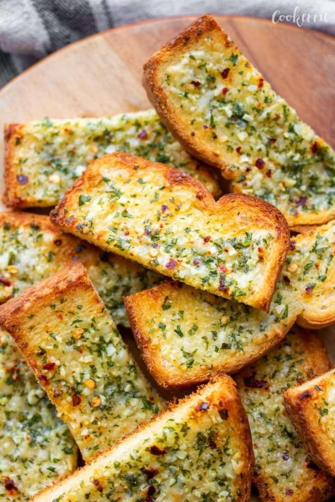 15-Minute Garlic Bread